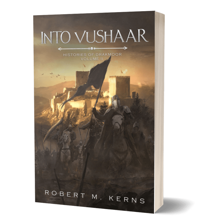 Into Vushaar by Robert M. Kerns