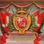 Knights of Malta historic plaque