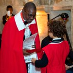 African Nation Member presented by our Knights Squire, his credentials for Knighthood