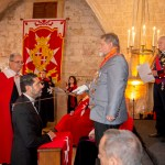 Commander, Sir Thomas Kato Knighted as Ambassador, Sir James Angleton, Jr., Prior US/UN sponsors and is God Father to the Commander. Prince Jose bestowing the honors