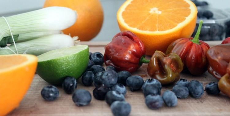Blueberry Scorpion Moruga Peppersauce