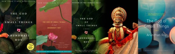 god-of-small-things-covers