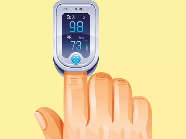 oximeter careplix vitals