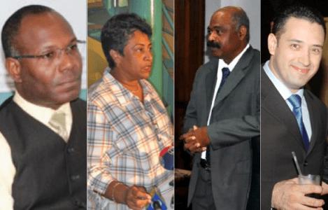 VDC Hoofden en managers VDC Veiligheidsdienst Curacao