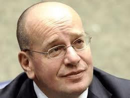 Staatssecretaris van Veiligheid en Justitie Fred Teeven