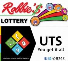 UTS-Sms-loterijen is een samenwerking van enkele illegale loterijen en het Staatstelecombedrijf UTS
