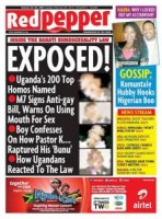 jacht op Oegandese homo's