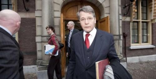 Minister Donner