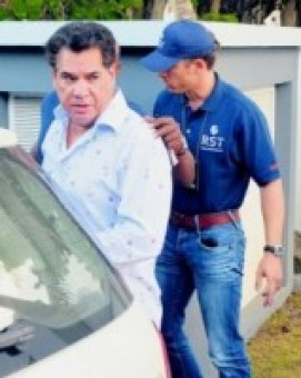 Arrestatie Robbie dos Santos