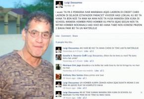 2013 07 21 - Luigi dos santos-bedreiging aan Ivar Asjes