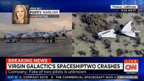 Ruimtevliegtuig SpaceShipTwo-2