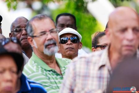 2014 11 13 - demonstratie Sulvaran Peterson en Eustatius Wilhemlinaplein-12