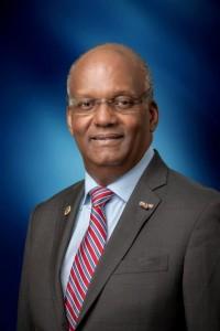 Minister van Justitie Dennis Richardson