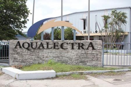Personeel Aqualectra staakt om houding directie