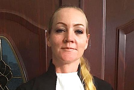 Marije Vaders -advocaat Judmar 'Juti' Schoop