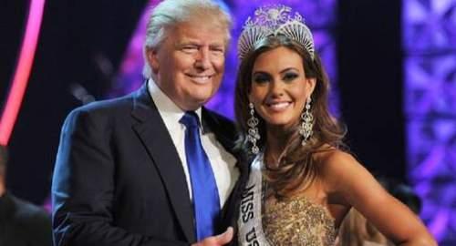 Mexico boycot Miss Uiverse wegens Trump, NBC zet samenwerking stop | Foto AP