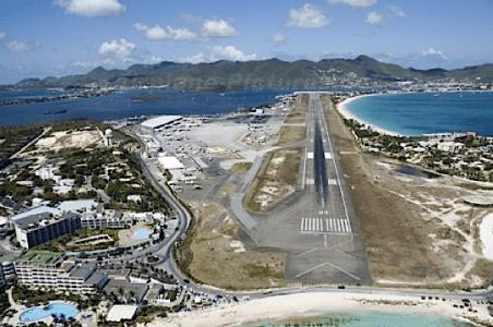 sxm airport Princess Juliana Airport