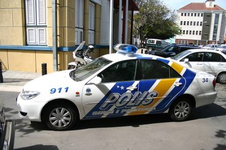 Politie arresteert zes verdachte mannen