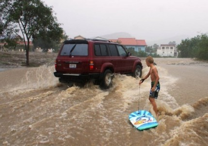 regen-overstroming