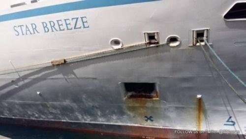 Cruise-Ship-milieuvervuiling-sxm