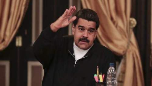 "President Nicolas Maduro was in an unforgiving mood on Tuesday night, calling the latest companies to end or scale down operations in Venezuela ""bandits"" who are taking orders from the U.S. government. 