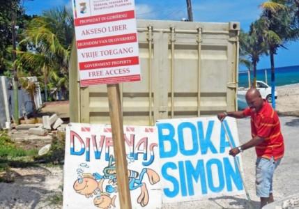 Boca Simon-Baoase vrije toegang | Antilliaans Dagblad