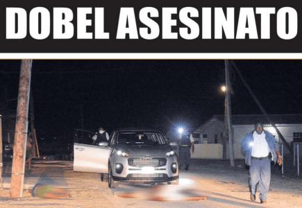 Gruwelijke liquidatie op de Kaya Esmeralda in Kura Piedra | Foto Extra