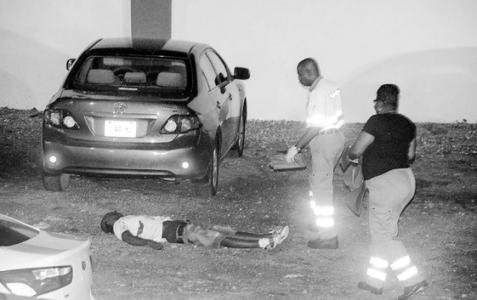 Liquidatie schietpartij Campo Alegre-1 | Foto Extra