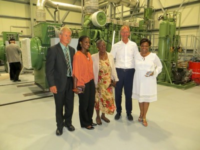 Saba's new power plant is 'success story,' says Kamp | Daily Herald
