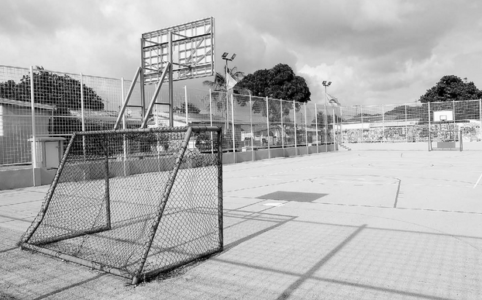 Sportveldjes zoals op zoals op kaya Sakadó, kaya Lando en kaya Tati