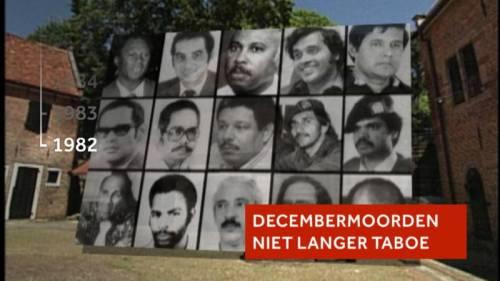 De Surinaamse president Bouterse hoort vandaag of justitie straf tegen hem eist voor de Decembermoorden, uit 1982 | ANP