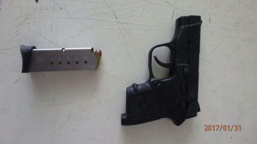 Vuurwapen gevonden tijdens zoeking in de Pointe Blanche gevangenis