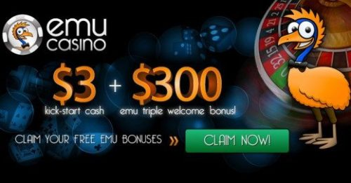Emu Casino has slipped under the radar of regulators.