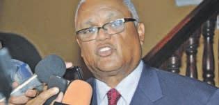 Als tussenoplossing werd er op 29 september een interim-regering aangesteld, met Stanley Betrian als premier.