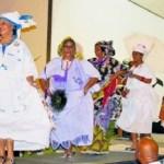 Dancers during the Keti Koti celebrations.