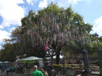 The Bead Tree on Jackson Square