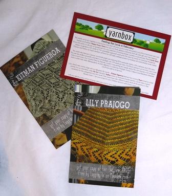 Yarnbox Trading Cards