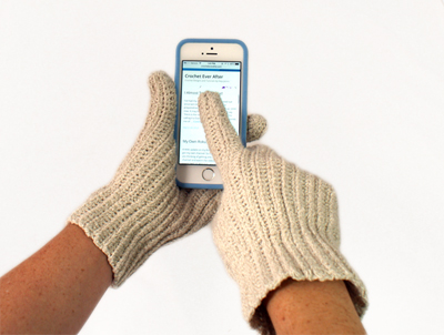 Women's Textable Gloves