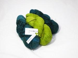 My favorite LYS (local yarn store) brand!!!