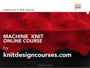 Online Courses   Knit Design Courses