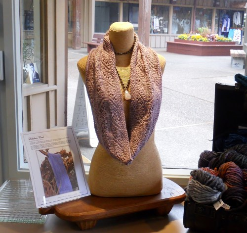 Salishan in itw window