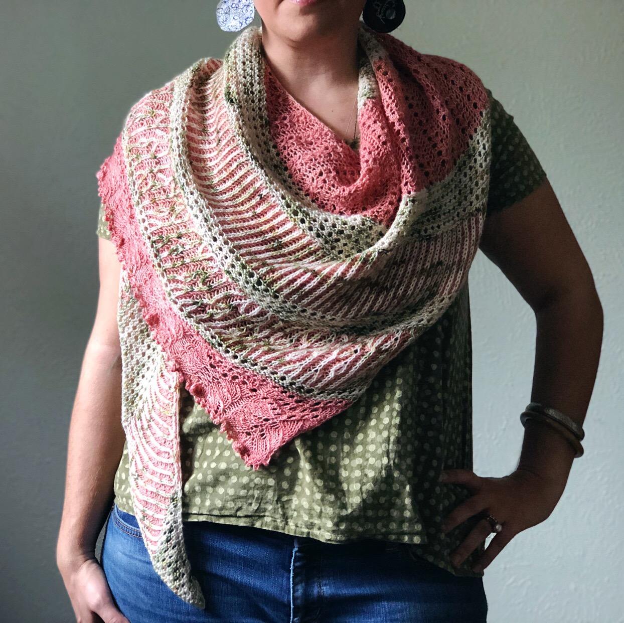 Dottie Jane :: Knitting Pattern PDF