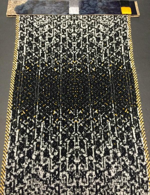 knitGrandeur: FIT & Zegna Baruffa Collaboration: Double Jacquard Project