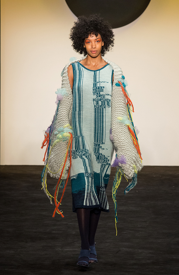 knitGrandeur®: FIT The Future of Fashion 2018, Knitwear-Designer Margaret Chobanian