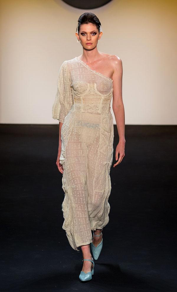 Designer: Layne Blake- knitGrandeur: FIT The Future of Fashion 2019, Knitwear