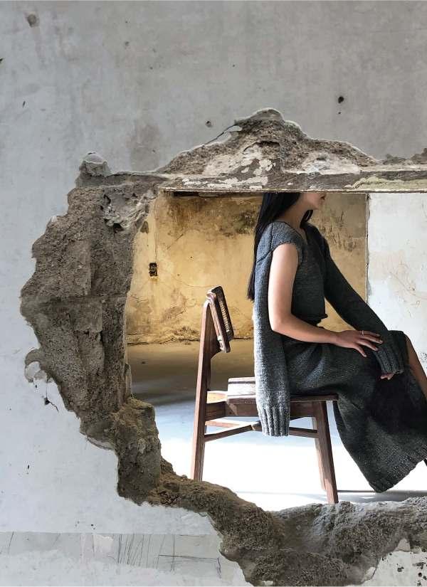 knitGrandeur- Designer Jiseon Jung: FIT Future of Fashion 2021, Knitwear