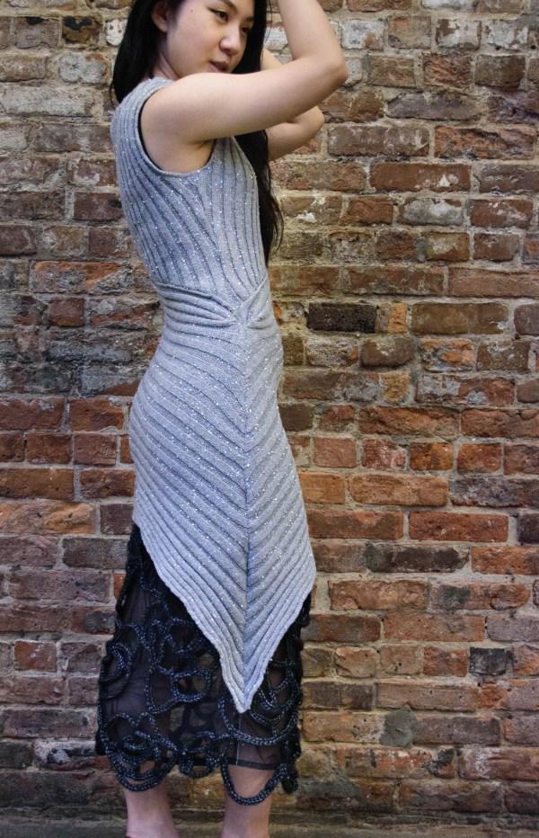 knitGrandeur- Yuxi Xu: FIT Future of Fashion 2021, Knitwear