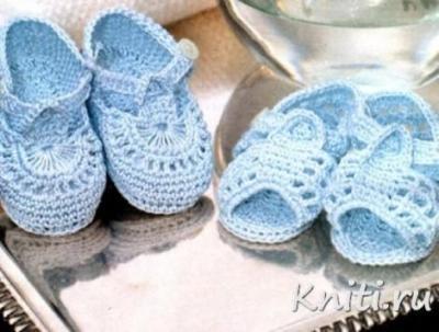 Пинетки и туфли