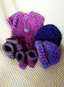 How and why you can knit for charity