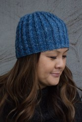 Blue Woodard Bay Hat Jorstad Creek BK Collective Hoppler 1 cropped